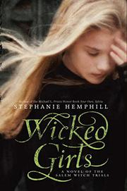 Cover art for WICKED GIRLS