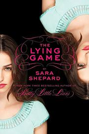 Book Cover for THE LYING GAME
