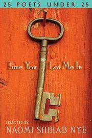 Cover art for TIME YOU LET ME IN