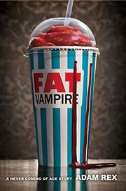 Cover art for FAT VAMPIRE