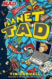 Cover art for PLANET TAD