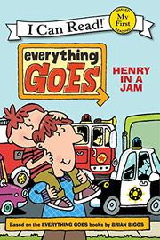 Cover art for HENRY IN A JAM