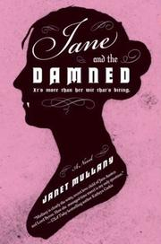 Cover art for JANE AND THE DAMNED