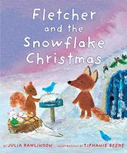 Cover art for FLETCHER AND THE SNOWFLAKE CHRISTMAS