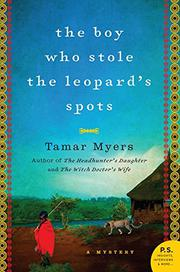Book Cover for THE BOY WHO STOLE THE LEOPARD'S SPOTS