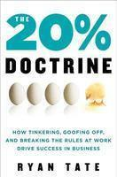 Cover art for THE 20% DOCTRINE