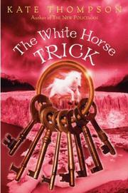 Book Cover for THE WHITE HORSE TRICK