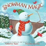 Book Cover for SNOWMAN MAGIC