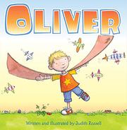 Book Cover for OLIVER