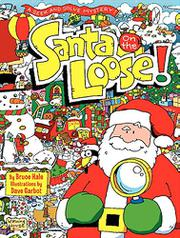 Book Cover for SANTA ON THE LOOSE!
