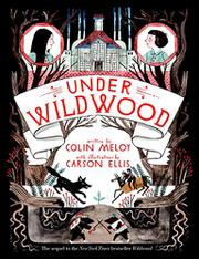 Cover art for UNDER WILDWOOD