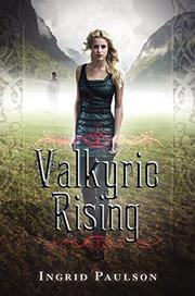 Cover art for VALKYRIE RISING