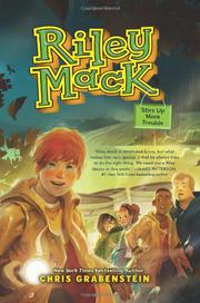 Book Cover for RILEY MACK STIRS UP MORE TROUBLE