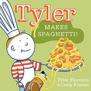 Cover art for TYLER MAKES SPAGHETTI!