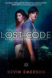 Book Cover for THE LOST CODE