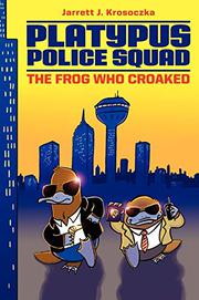 Cover art for THE FROG WHO CROAKED
