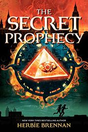 Cover art for THE SECRET PROPHECY