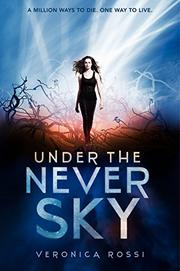Book Cover for UNDER THE NEVER SKY