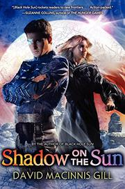 Cover art for SHADOW ON THE SUN