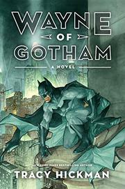 Cover art for WAYNE OF GOTHAM