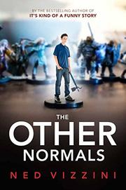 Cover art for THE OTHER NORMALS