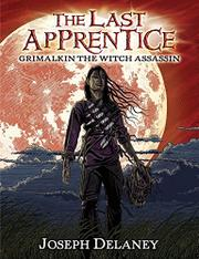 Cover art for GRIMALKIN THE WITCH ASSASSIN