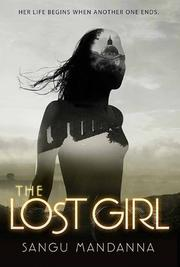 Cover art for THE LOST GIRL