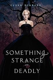 Cover art for SOMETHING STRANGE AND DEADLY