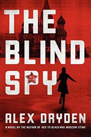 Cover art for THE BLIND SPY