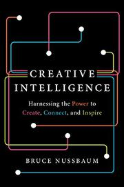 Book Cover for CREATIVE INTELLIGENCE