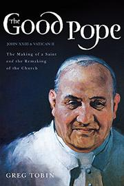 Cover art for THE GOOD POPE