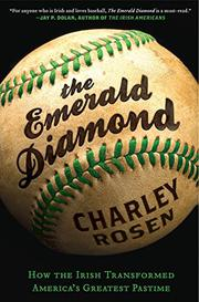 Cover art for THE EMERALD DIAMOND