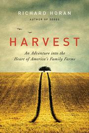 Book Cover for HARVEST