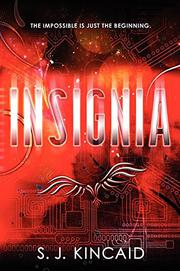 Cover art for INSIGNIA