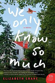 Book Cover for WE ONLY KNOW SO MUCH