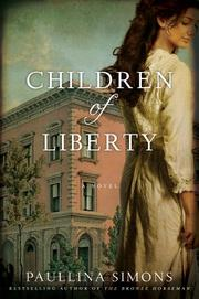 Cover art for CHILDREN OF LIBERTY