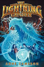 Cover art for THE LIGHTNING CATCHER