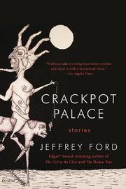 Cover art for CRACKPOT PALACE