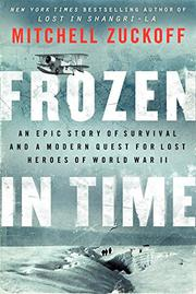 Cover art for FROZEN IN TIME