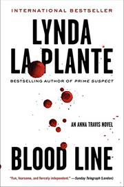 Book Cover for BLOOD LINE