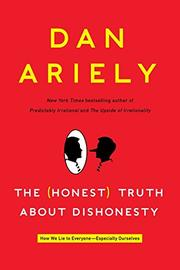 Cover art for THE (HONEST) TRUTH ABOUT DISHONESTY