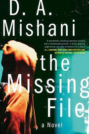Cover art for THE MISSING FILE