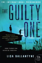 Book Cover for THE GUILTY ONE