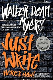Book Cover for JUST WRITE