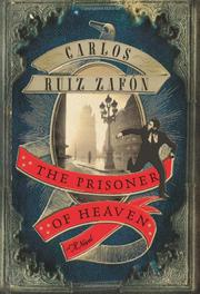Cover art for THE PRISONER OF HEAVEN
