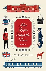 Book Cover for MRS. QUEEN TAKES THE TRAIN