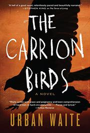 Cover art for THE CARRION BIRDS