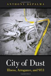 Cover art for CITY OF DUST