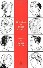 Cover art for THE BOOK OF OTHER PEOPLE