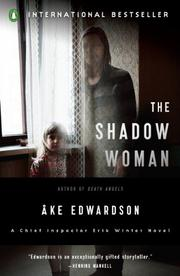 Cover art for THE SHADOW WOMAN